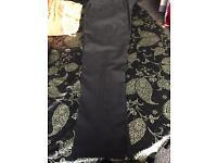 Men's black trousers W30xL31