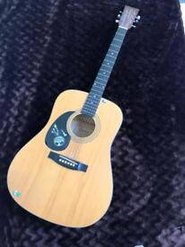 Tanglewood TW28 SN LH acoustic guitar