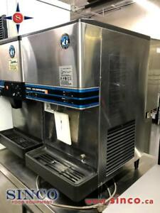 COUNTERTOP HOSHIZAKI ICE DISPENSE MACHINES