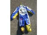 Valentino Rossi Suit 2-5yrs as New
