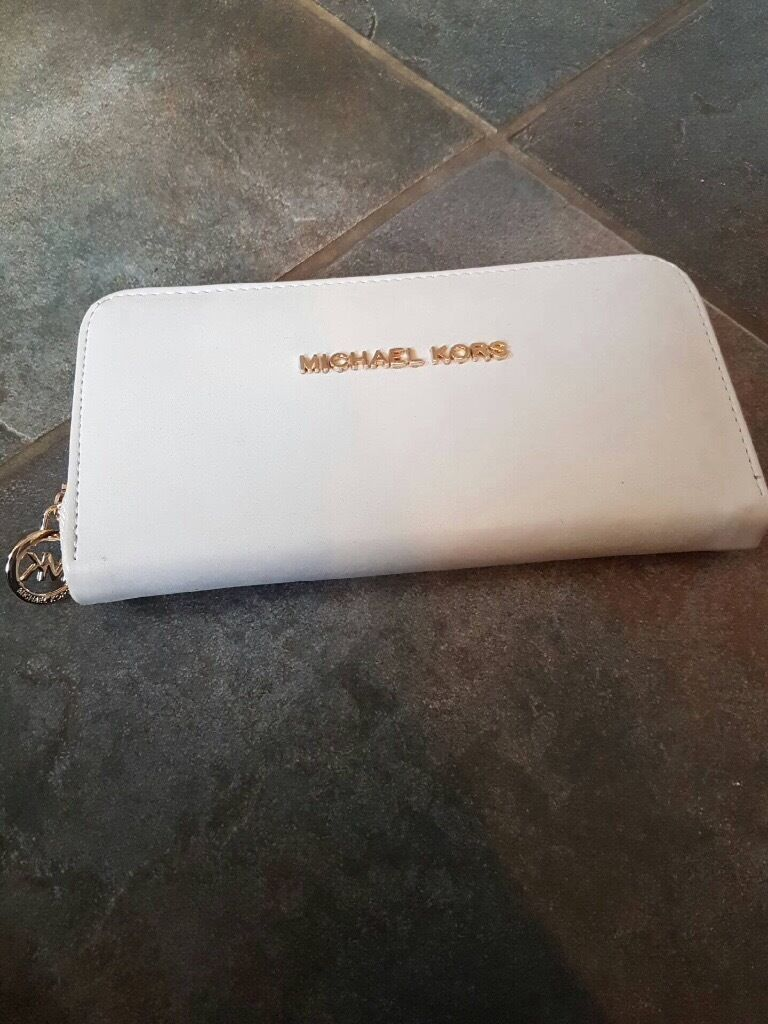 Suade Michael kors purse