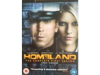 Homeland DVD: series 1