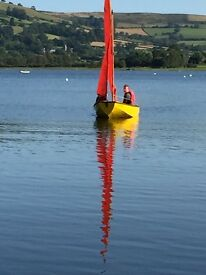 Great Mirror Dinghy
