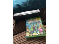 Xbox one Kinect with a kinect game!