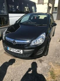 VAUXHALL CORSA ECOFLEX S 2013 47K GENUINE MILEAGE EXCELLENT CONDITION INSIDE AND OUT LOTS OF EXTRAS