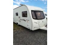 2005 Avondale Eagle 4 berth fixed bed with motor mover