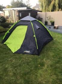 4 man easy up tent
