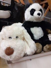 Cuddley toys character teddies