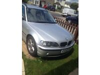 BMW 318 Estate Silver 2 Owners,Full Service History