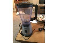 Silver Philips HR2020/50 Jug Blender/Smoothie Maker