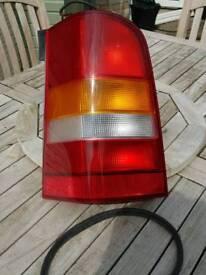 Mercedes Vito Rear Near Side Light Unit