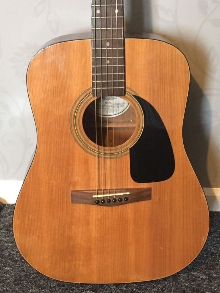 Fender DG4 Acoustic Guitar