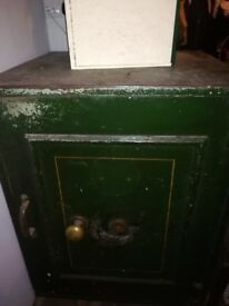 Safe circa 1900
