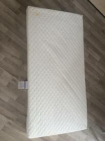 FREE to good home- cot mattress 1400 by 700