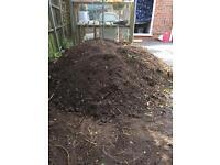 Good quality top soil