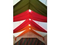 Atlas Marquees wedding, Mehndi, party events, complete package, tables, chairs....