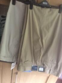 2 Pair Of Chinos - (NEW)