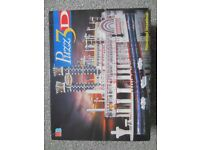 Puzz 3D Mississippi Steamboat (718 Pieces/Difficult) & Tower Bridge (819 Pieces/Extra challenging)