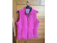 Ladies size 14 Joules gilet