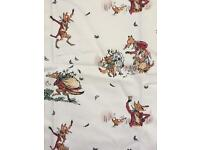 Fantastic Mr Fox fabric