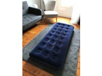 Airbed (Single) w/pump