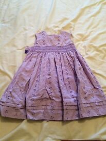 Baby girls dress age 18/24 months