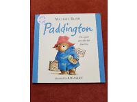 NEW Paddington: The Original Story of the Bear from Peru (Book & CD)