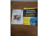 Adobe Photoshop Elements 10 for PC Mac plus Dummies book