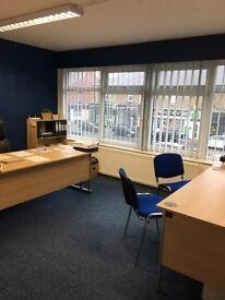 Private first floor offices in Low fell to rent - From £300 pcm(Inclusive of Many Bills)