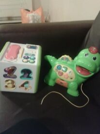 Baby toys 2 for the fiver