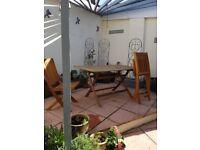 Nova Garden Table & 6 chairs