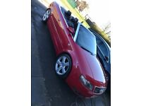 Audi A4 convertible 2.4 sline