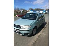 2004(54)Fiat Punto 1.2 very Low Miles only 49k with Full Service History