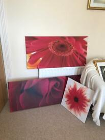 3canvas pictures