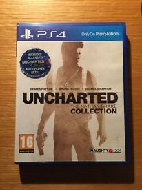 Playstation 4 (PS4) games for sale