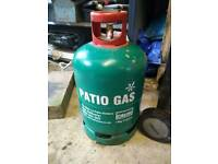 Calor Gas Bottle 13 KG Propane & FREE BBQ
