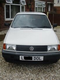 VW POLO GENESIS ( BREAD VAN) 1 LADY OWNER FROM NEW
