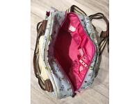 Blooming Gorgeous Nappy Changing Bag