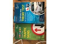 Driving test books