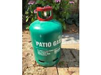 Calor BBQ Gas 13 kg - almost full