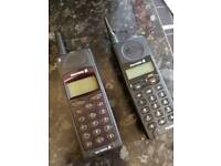 Retro ericson phones for the collecter