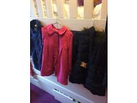 5-6 jacket bundle for girl