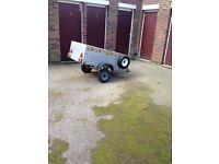 Lovely car\van trailer.