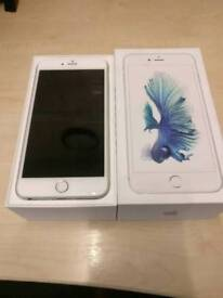 Iphone 6s plus ee mint condition