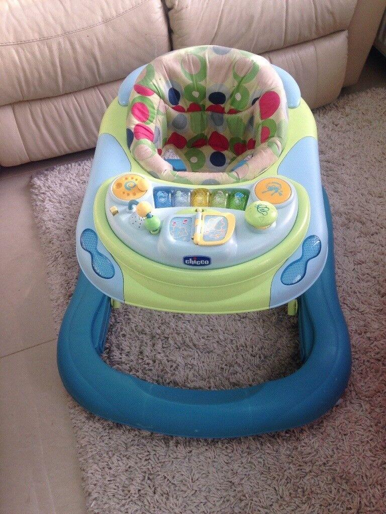 Chicco unisex baby walker-VGC