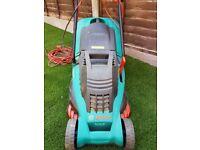 Bosch Rotak 37 Electric Lawn Mower