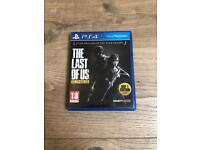 The Last of Us Day 1 Edition PS4