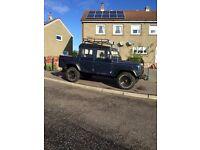 Defender 110 Land Rover