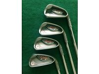 SET OF PING G10 IRONS 4,5,6,7,8,9,PW,SW.