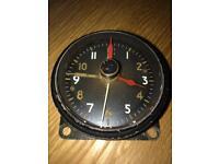 WW2 Military RAF Cockpit Clock
